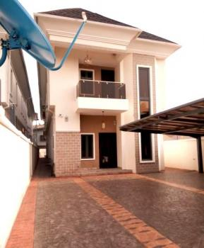 New and Superbly Finished 5 Bedroom Fully Detached Duplex with Swimming Pool, 2 Room Bq, Lekki Phase 1, Lekki, Lagos, Detached Duplex for Sale