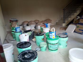 Lovely Newly Renovated 2 Bedroom Semi Detached Duplex, Iwaya, Yaba, Lagos, Semi-detached Duplex for Rent