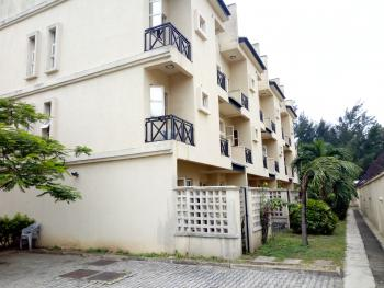 4 Unit of Furnished 4 Bedroom Terraced Duplex, Parkview, Ikoyi, Lagos, Terraced Duplex for Rent