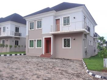 Exquisitely Finished 4 Bedroom Duplex, Close to American International School, Durumi, Abuja, Detached Duplex for Sale