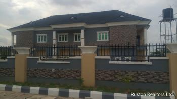 4 Bedroom Duplex, Newly Built, Kolapo, Ishola Gra, Akobo, Ibadan, Oyo, Semi-detached Duplex for Sale