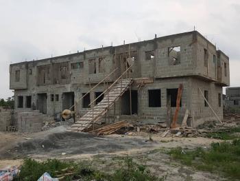 Luxury 3 Bedroom Ensuite Semi-detached Duplex for Sale at Rehoboth Villa, Sangotedo Lagos, Monastery Road, Sangotedo, Ajah, Lagos, Semi-detached Duplex for Sale