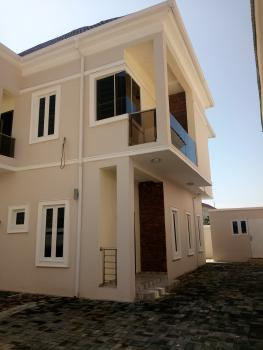 Newly Built Spacious and Well Finished 5 Bedroom Detached Duplex with a Room Bq and Gate House, Oral Estate, Lekki Expressway, Lekki, Lagos, Detached Duplex for Sale