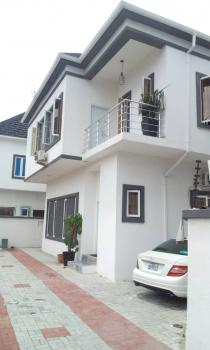 4 Bedroom Without Bq Self Compound, Ologolo, Lekki, Lagos, Semi-detached Duplex for Rent