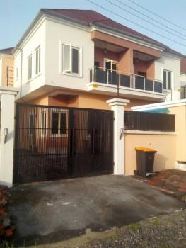 a Beautifully Newly Built and Well Finished Self Serviced 4 Bedrooms Semi Detached Duplex, Agungi, Lekki, Lagos, Semi-detached Duplex for Rent