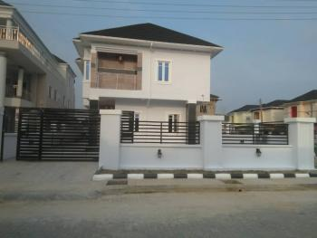 Newly Build 4bedrooms Fully Detached House with Bq at Diamond Estate Sangotedo Ajah, Behind Shoprite, Diamond Estate Sangotedo, Sangotedo, Ajah, Lagos, Detached Duplex for Sale