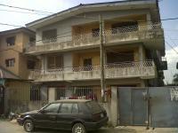 Block Of 6 Flats For Sale, Akoka, Yaba, Lagos, House For Sale