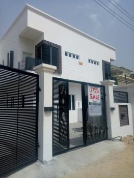 4bedroom Semi-detached Duplex with Bq, Osapa, Lekki, Lagos, Semi-detached Duplex for Sale