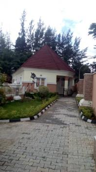 Luxury 4 Bedrooms Detached Bungalow with a Room Bq, Off Yedseram Crescent, Maitama District, Abuja, Detached Bungalow for Rent