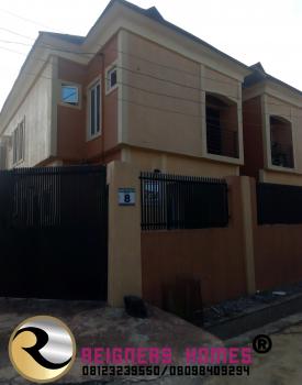 Luxury Finished 3 Bedroom Duplex with Outstanding Facilities, Off Ebute-igbogbo Road, Ebute, Ikorodu, Lagos, Terraced Duplex for Rent