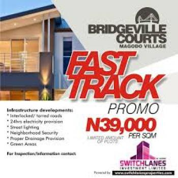 Bridgeville Courts, Kunle Ogendegbe Crescent, Gra, Magodo, Lagos, Mixed-use Land for Sale