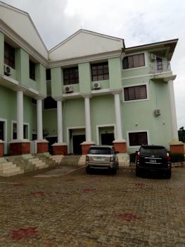 4 Bedroom Terraced Duplex with 1 Room Servant Quarter, Off Ademola Adetukumbo Crescent, Wuse 2, Abuja, Terraced Duplex for Rent