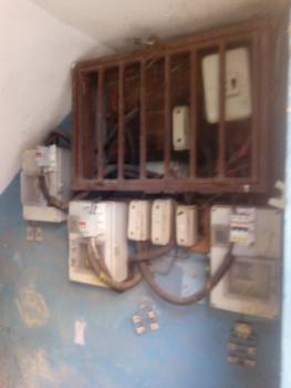 Spacious 3 Bedroom Upstairs, Off Adekunle Kuye Street, Aguda, Surulere, Lagos, Flat for Rent