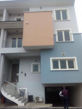 Luxury 4 Bedroom Duplex with 2 Boys Quaters, Lekki Phase 1, Lekki, Lagos, Semi-detached Duplex for Rent
