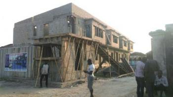 Well Designed 3 Bedroom Terrace Duplex, Monastery Road, Sangotedo, Ajah, Lagos, Terraced Duplex for Sale