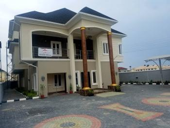Exquisite 7 Bedroom Detached House with a Penthouse and Bq Sitting on 635sqm, Lekki County Homes, Megamound Estate, Before Mega Chicken, 5minutes Drive From Chevron, Ikota Villa Estate, Lekki, Lagos, Detached Duplex for Sale
