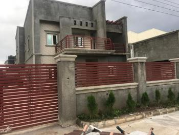 Brand New 5 Bedroom Fully Detached Duplex with 2 Room Bq, Zone E Resettlement, Apo, Abuja, Detached Duplex for Sale
