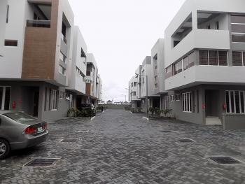 Luxury 4 Bedroom Terrace, The Address Homes, Osapa, Lekki, Lagos, Terraced Duplex for Rent
