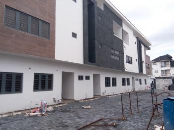 Newly Built 4 Units of 4 Bedroom Spacious Terraced Duplex with Excellent Finishing, Bq, Fitted Kitchen, Etc., Off Kunsenla Road, Ikate Elegushi, Lekki, Lagos, Terraced Duplex for Sale