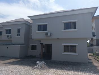 Solid 4 Bedroom Semi Detached Duplex W Bq, Right Hand Side, Parkview, Ikoyi, Lagos, Semi-detached Duplex for Rent