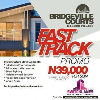 Bridgeville Court Estate, Gra, Magodo, Lagos, Residential Land for Sale