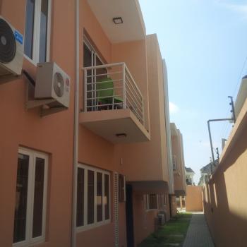 Luxury 3 Bedroom Maisonette, Agungi, Lekki, Lagos, Terraced Duplex for Sale