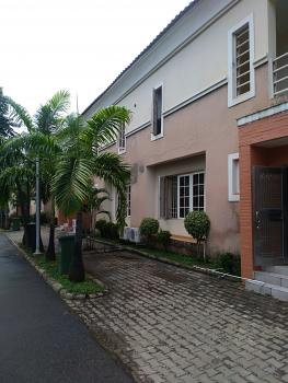 Luxury 3bedrooms Terrace Duplex Within The Highbrow Asokoro District, Yakubu Gowan Street Asokoro, Central Business District, Abuja, Terraced Duplex for Rent