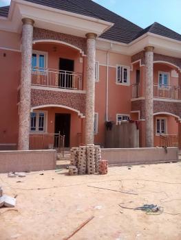 Superbly Finished 2 Wings Duplex of 4 Bedroom Each, All En Suite, Massive Car Park, Marble and Tiles Finished, Pop Ceiling Finishing, Jalupon Crescent, Adeniran Ogunsanya, Surulere, Lagos, Semi-detached Duplex for Rent