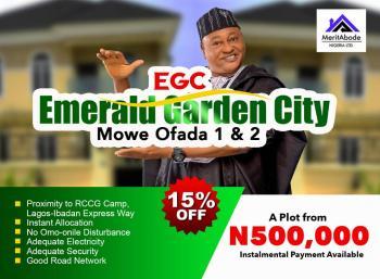 Affordable Plots of Land in Mowe Ofada,nigeria, Mowe Ofada, Ogun, Residential Land for Sale
