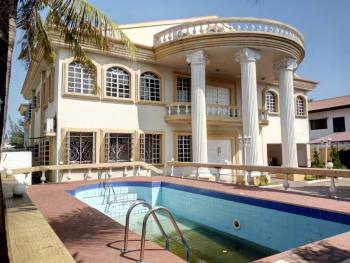 Luxury 7 Bedroom Castle (ocean View) Suitable for Corporate Guesthouse Or Residential Use, Parkview, Ikoyi, Lagos, Detached Duplex for Sale