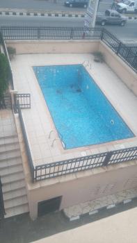 Serviced 3 Bedroom Pent Floor Apartment, Lekki Phase 1, Lekki, Lagos, Flat for Rent