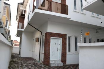 Brand New, Exquisitely Finished and Strategically Located 4 Bedroom Semi-detached House with Boys Quarter, Idado, Lekki, Lagos, Semi-detached Duplex for Sale
