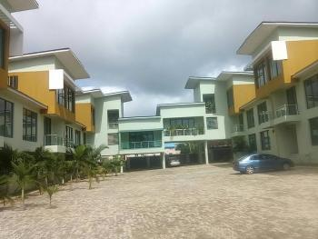 4 Bedroom Terrace Duplex (serviced Apartment on 3 Floors), Off Karmo Road, Behind Efab Estate, Dape, Abuja, Terraced Duplex for Sale
