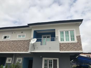 tastefully Furnished4 Bedroom Semi-detached Duplex with Bq, Lekki Gardens, Chevron Drive, Lekki, Lagos, Semi-detached Duplex for Sale