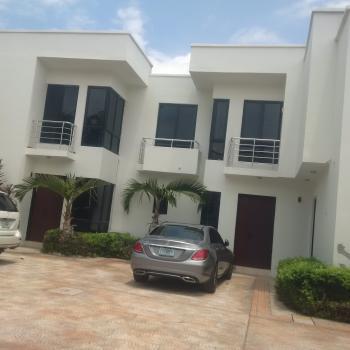 Four Bedrooms Terrace Duplex, Banana Island, Ikoyi, Lagos, Terraced Duplex for Rent