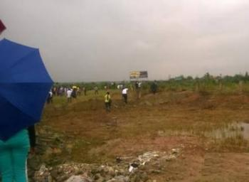 Waterfront Land with Highest Title Document, After Third Mainland Brigde, Oworonshoki, Kosofe, Lagos, Commercial Land for Sale
