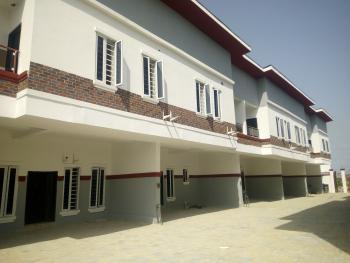 Brand New 4 Bedroom Terraced Duplex, By Chevron, Lekki Expressway, Lekki, Lagos, Terraced Duplex for Sale