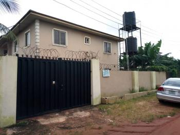 a Cheap 4 Units of 3 Bedrooms Flat Each, Off Airport Rd, Benin, Oredo, Edo, Block of Flats for Sale