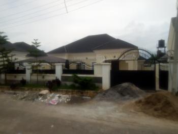 Luxury 3 Bedroom + 1 Bedroom Bq, Gwarinpa Estate, Gwarinpa, Abuja, Detached Bungalow for Rent
