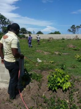 One Acre of Solid Dry Land, Facing Main Road By Lekki Ftz, Ibeju Lekki, Lagos, Residential Land for Sale