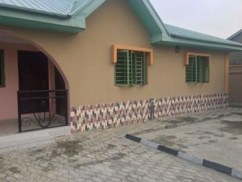 Single Tenant One Bedroom Bungalow with Guest Toilet and Dinning Room, Ogombo, Ajah, Lagos, Mini Flat for Rent