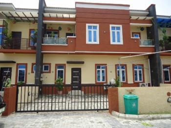 Well Finished 4 Bedroom Terrace Duplex, Buena Vista Estate, Lafiaji, Lekki, Lagos, Terraced Duplex for Sale