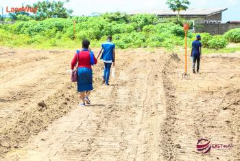 Residential Land in Gra Lagos, Behind Nicon, Abijo Gra, Abijo, Lekki, Lagos, Residential Land for Sale