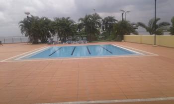 Serviced 4 Bedroom with a Room Bq, Ocean Parade, Banana Island, Ikoyi, Lagos, Flat for Rent
