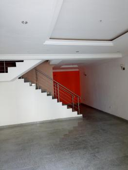 Fantastic Well Built Serviced 4 Bedroom Terrace on 3 Floors All Ensuites, Spacious and Beautiful Compound, Behind Circle Mall, Osapa, Lekki, Lagos, Terraced Duplex for Rent