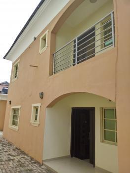 Luxury 3 Bedroom with Bq Terrace Duplex (3 in a Compound), Ikate Elegushi, Lekki, Lagos, Terraced Duplex for Rent