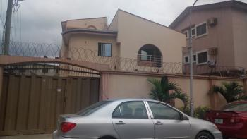 Lovely Spacious 3 Bedroom Duplex, Accessible From General Hospital, Ifako, Gbagada, Lagos, Semi-detached Duplex for Rent