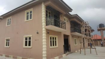 Newly Built 2 Bedrooms Terrace Duplex, Adegbose Estate, Oluodo, Ebute, Ikorodu, Lagos, Terraced Duplex for Rent