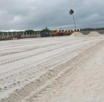 Gracias Court Scheme 3 with Government Excision, Igbogun Road, After La Campagne Tropicana Resort, Orimedu, Ibeju Lekki, Lagos, Mixed-use Land for Sale
