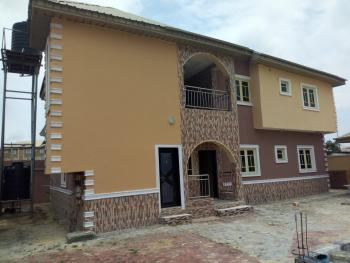 Brand New and Superbly Finished 3 Bedroom Flat with a Very Spacious Compound, United Estate, Sangotedo, Ajah, Lagos, Flat for Rent